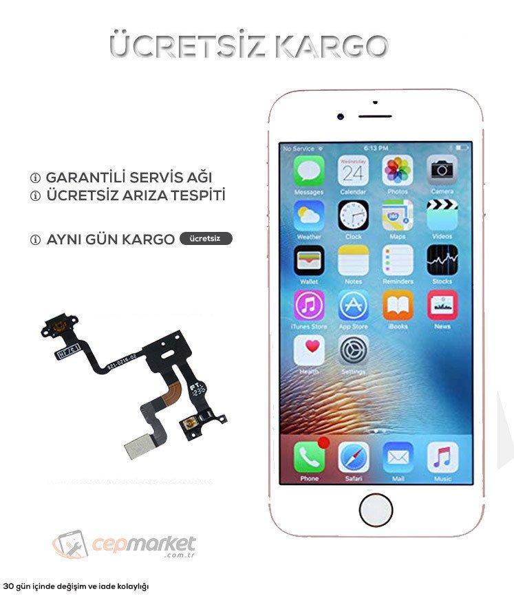 iPhone 6s PLUS Açma Kapatma Power Güç Tuşu Değişimi