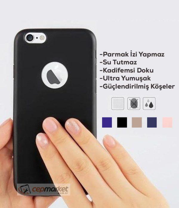 iPhone Premier Silikon Kılıf