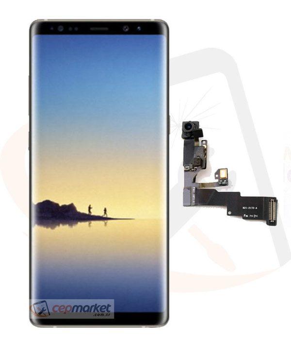 Samsung Galaxy Note 8 Sensör Değişimi
