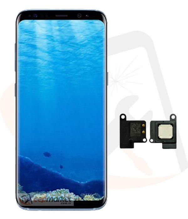 Samsung Galaxy S8 Ahize Değişimi