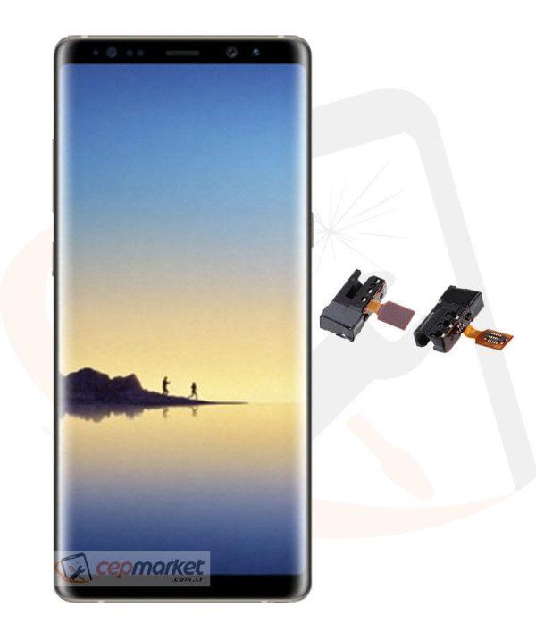 Samsung Galaxy S8 Kulaklık Soketi Değişimi