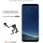 Samsung Galaxy S8 Plus Açma Kapatma Power Güç Tuşu Değişimi