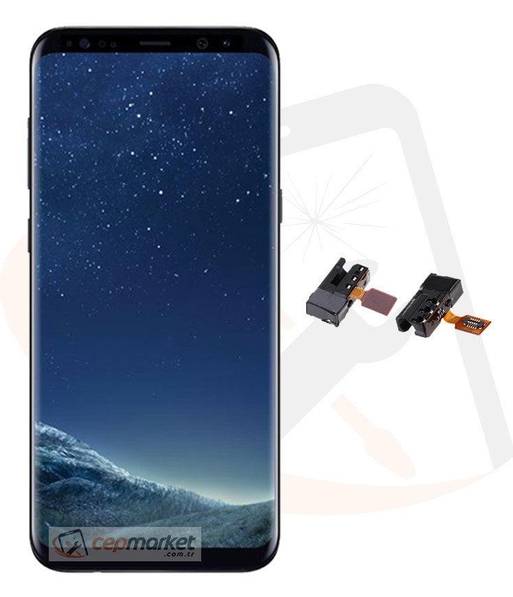 Samsung Galaxy S8 Plus Kulaklık Soketi Değişimi