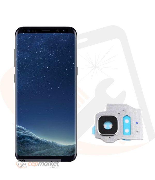 Samsung Galaxy S8 Plus 8 Ön Kamera Değişimi