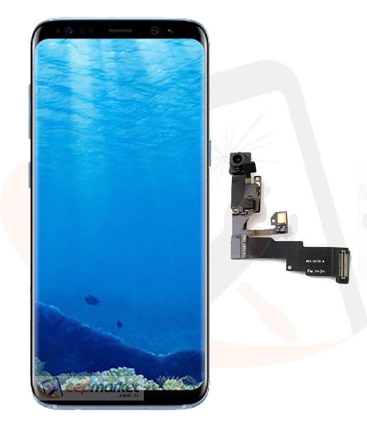 Samsung Galaxy S8 Sensör Değişimi