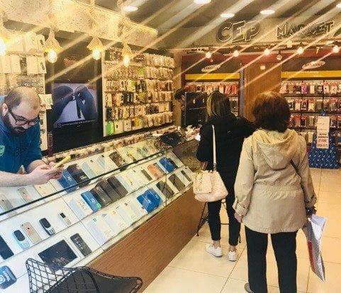 Kurye ile Telefon Tamiri İstanbul