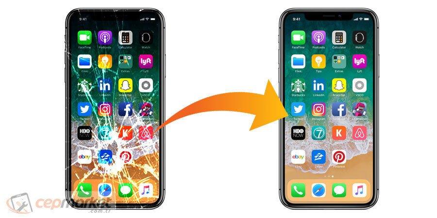 Kadıköy Apple Ekran Tamir Süresi