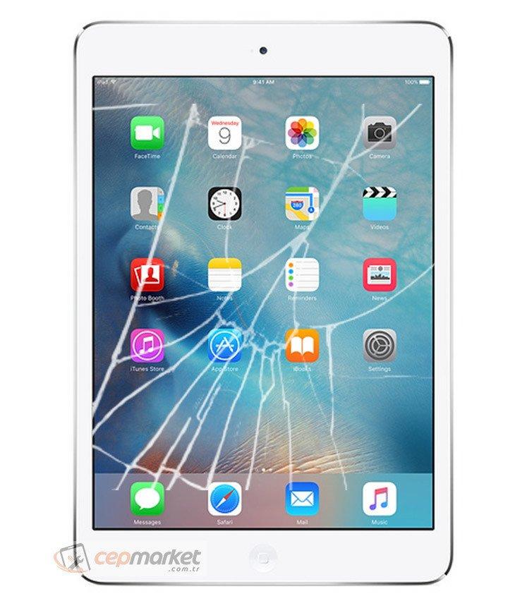 Apple iPad 2 Mini Cam Değişimi