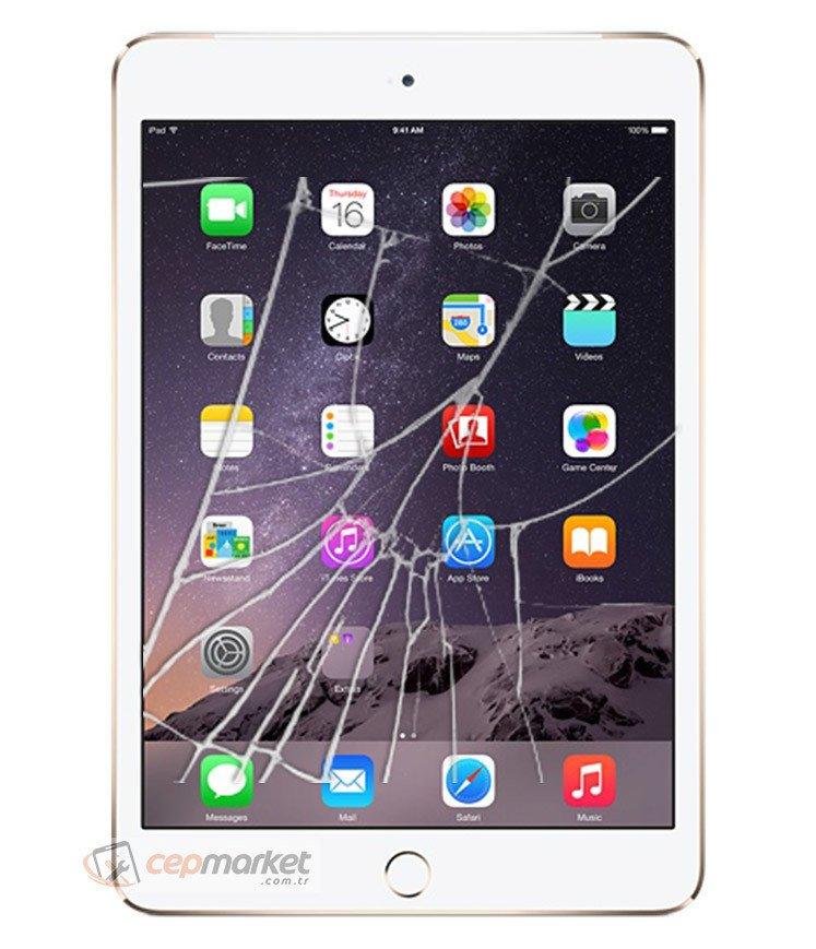 iPad Air 2 Cam Değişimi