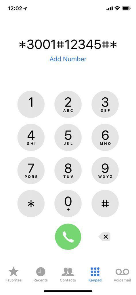 iPhone Dokunmatik Test Kodu