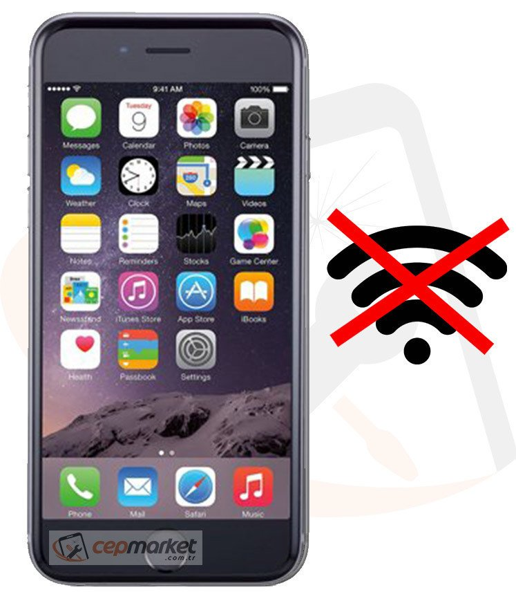 iPhone 6 - 6 Plus Wifi Entegresi