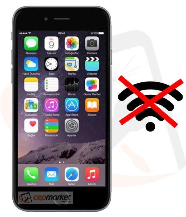 iPhone 6 Wifi Kopma ve Az Çekiyor Sorunları Çözümü