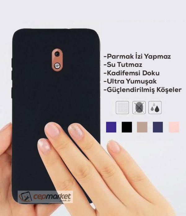 Nokia Premium Silikon Kılıf