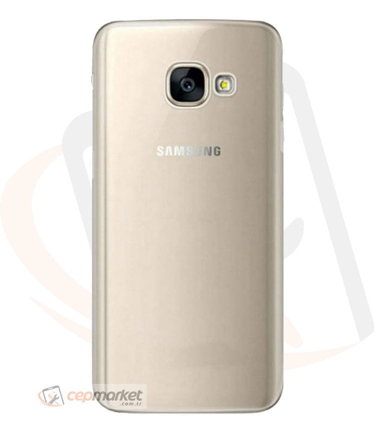 Samsung Galaxy A3 2017 Cam Değişimi