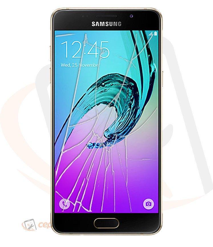 Samsung Galaxy A5 2016 Cam Değişimi