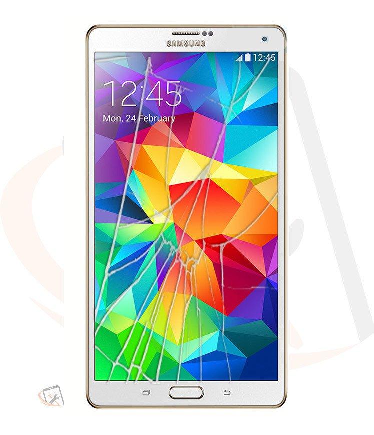 Samsung Galaxy Alfa Cam Değişimi