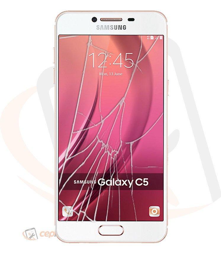 Samsung Galaxy C5 Cam Değişimi