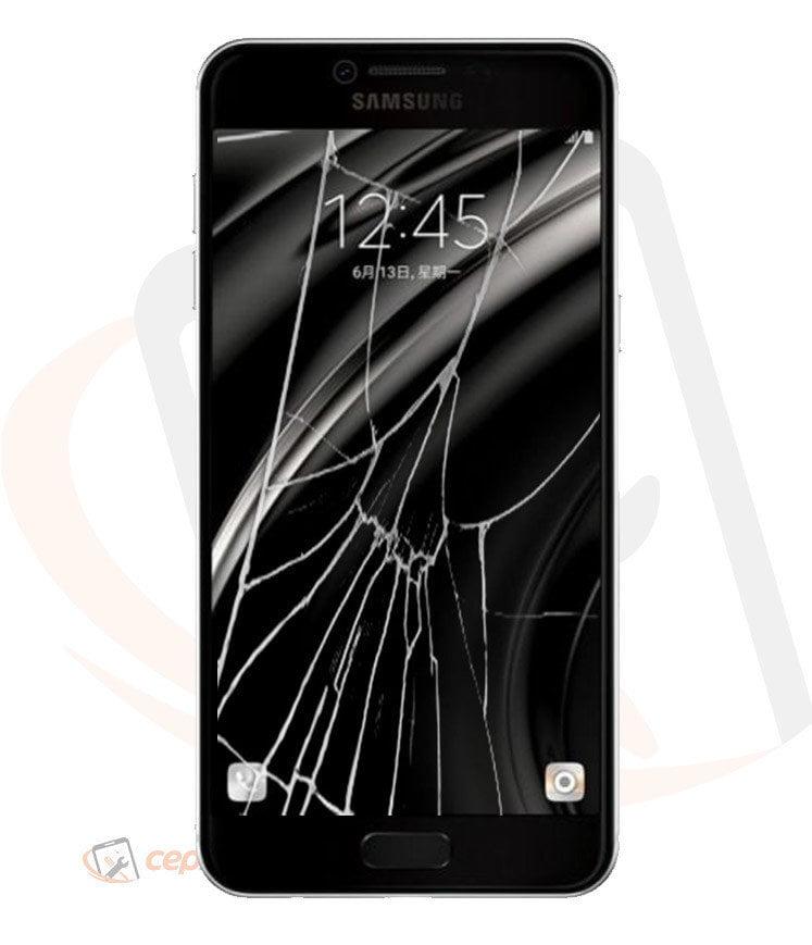 Samsung Galaxy C7 Cam Değişimi