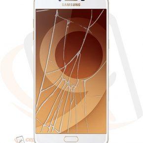 Samsung Galaxy C9 Ön Cam Değişimi