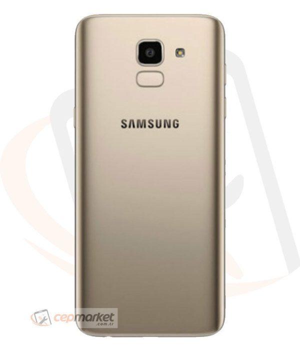 Samsung Galaxy J6 Arka Kapak Değişimi