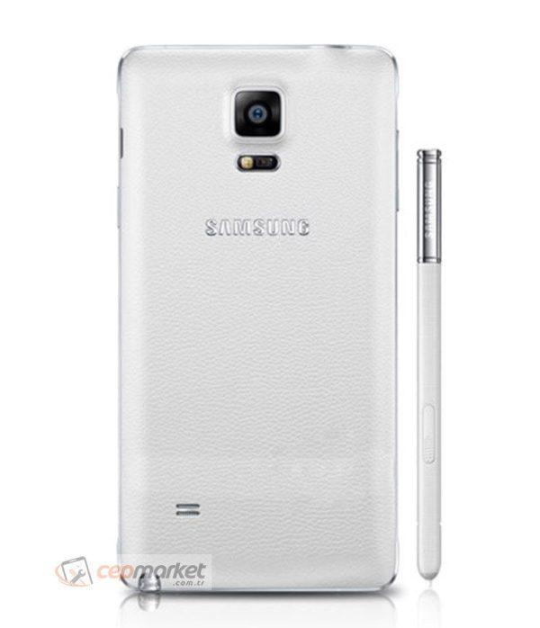 Samsung Galaxy Note 4 Arka Kapak Değişimi