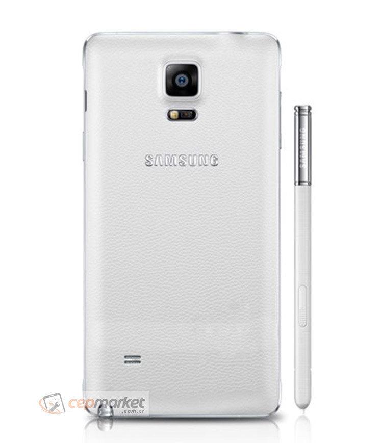 Samsung Galaxy Note 4 Cam Değişimi
