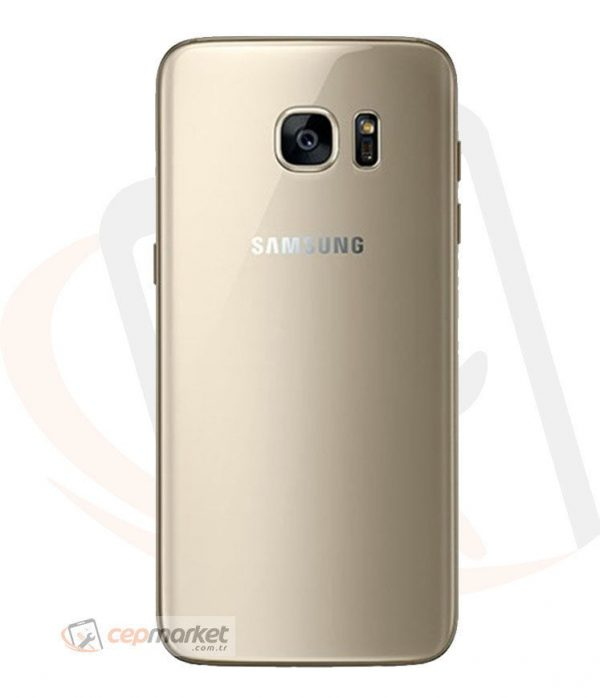 Samsung Galaxy S7 Edge Arka Kapak Değişimi
