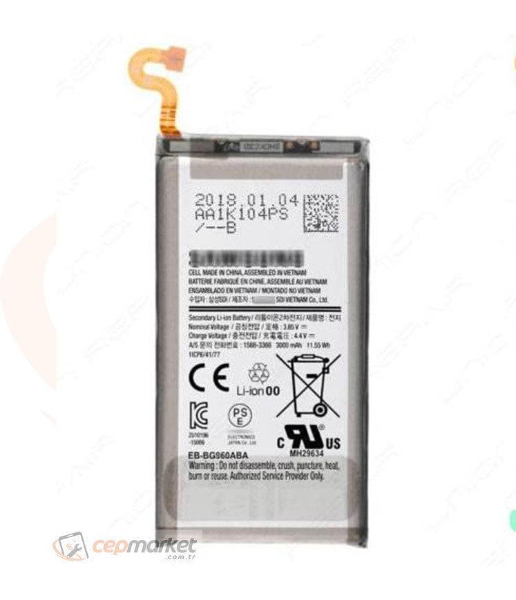 Samsung Galaxy S9 Batarya Değişimi