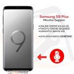 Samsung Galaxy S9 Plus Mikrofon Değişimi