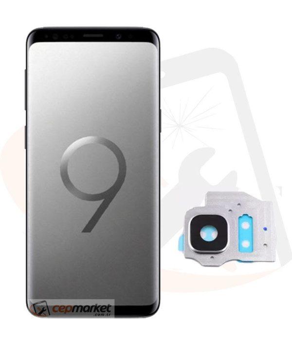Samsung Galaxy S9 Plus Ön Kamera Değişimi