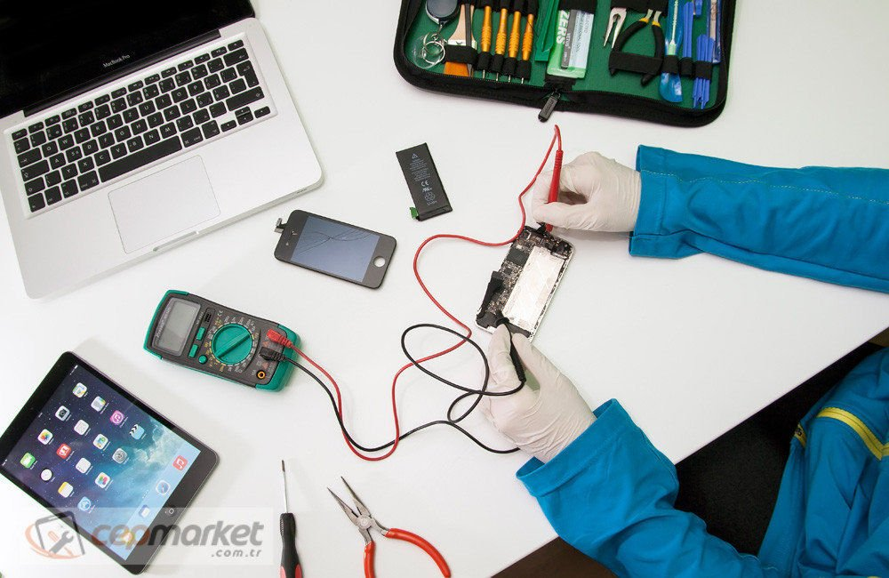 Telefonlarda Ön Cam Değişimi İçin Uzman Servis Bilgileri