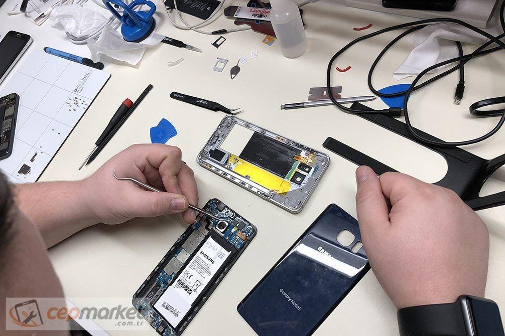 Akıllı Telefonlar İçin Uzmanlarca Yapılmış Ekran Cam Tamir Videoları