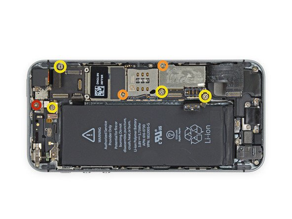 iPhone Anakart Değişimi Fiyatı
