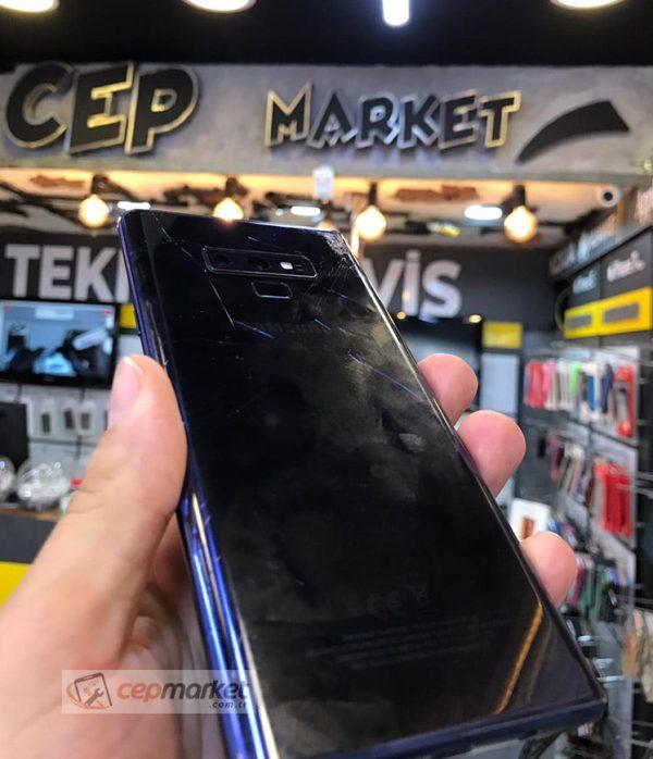 Samsung Galaxy Note 9 Arka Kapak DeğişimiSamsung Galaxy Note 9 Arka Kapak Değişimi