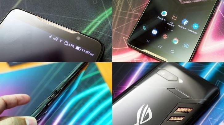 Asus ROG Phone Çıktı