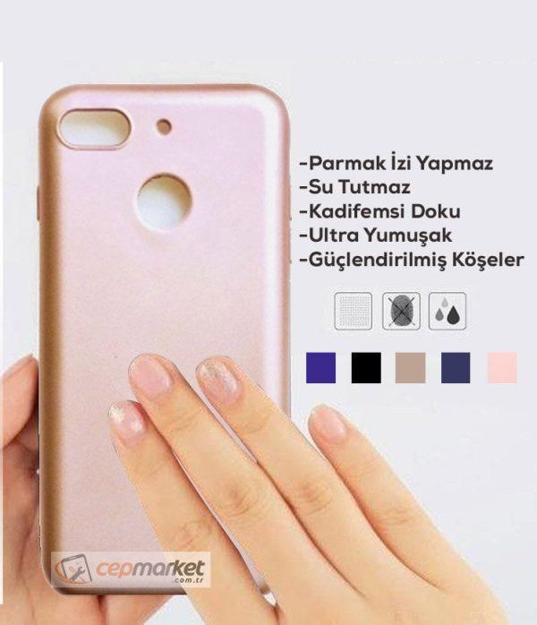 General Mobile Premium Silikon Kılıf