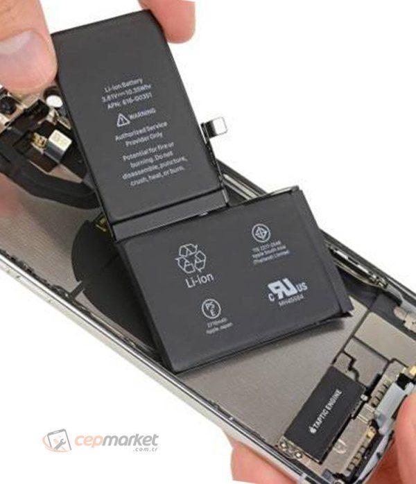 iPhone XR Batarya Değişimi