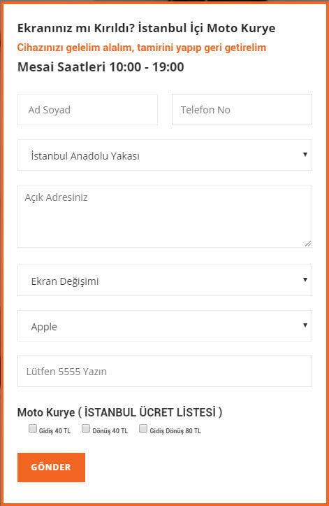 Hızlı İstanbul Cep Telefonu Tamiri