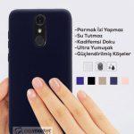 LG Premium Silikon Kılıf