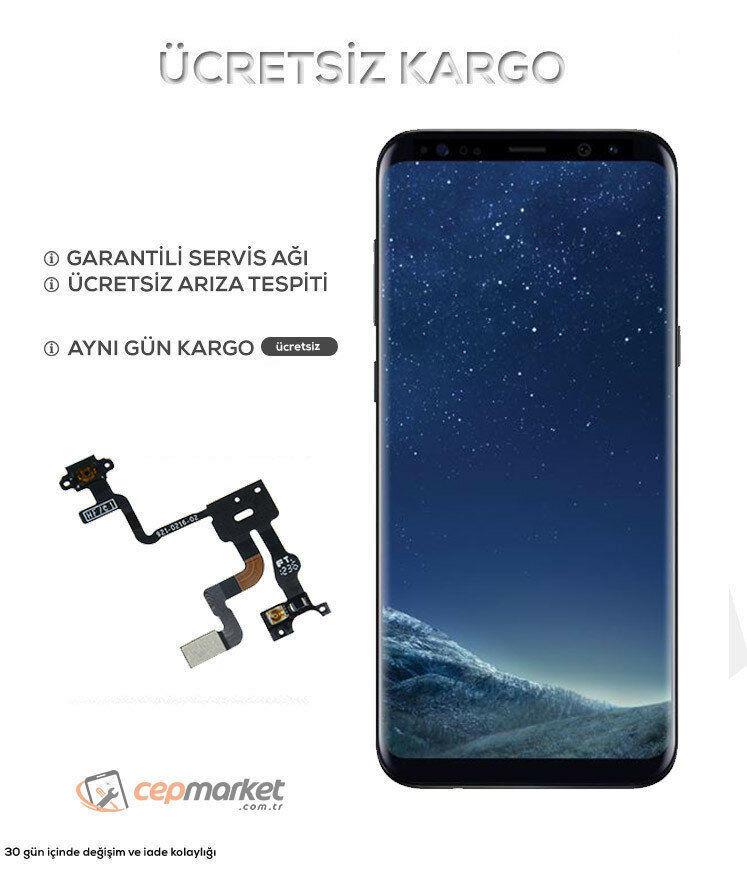 Samsung Galaxy S9 Açma Kapatma Power Güç Tuşu Değişimi