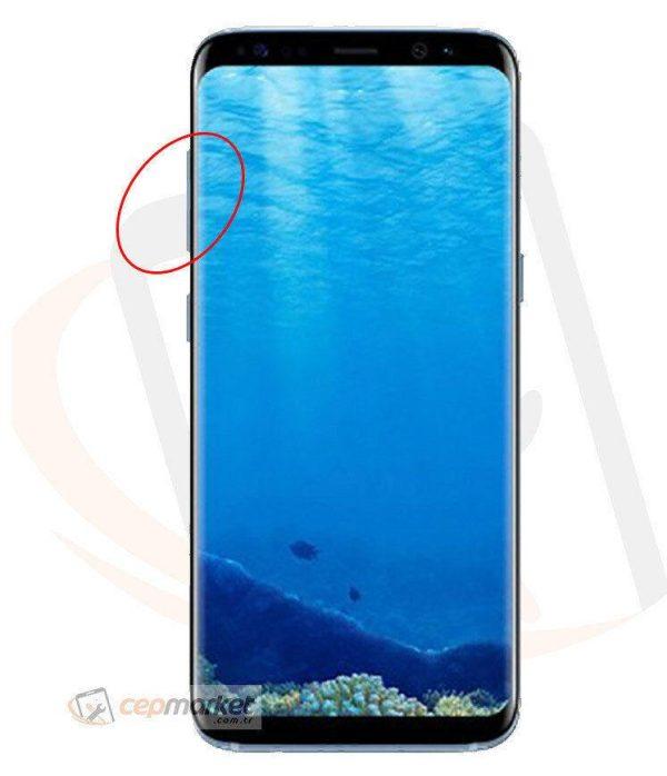 Samsung Galaxy S9 Ses Açma Kapatma Tuşları Değişimi
