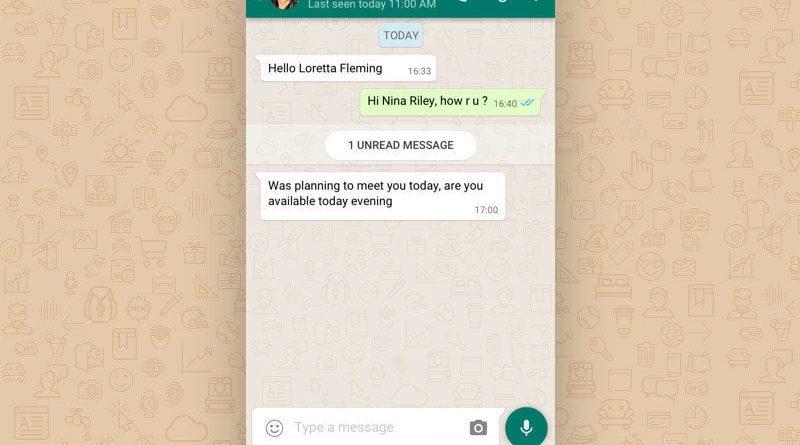 WhatsApp'ta Silinen Fotoğraf, Resimleri Kurtarma Geri Getirme