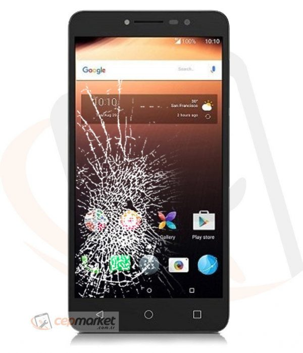 Alcatel A4 Ekran Değişimi