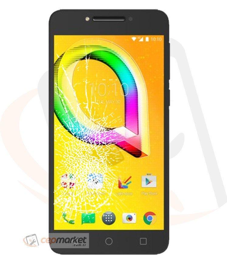 Alcatel A5 Ekran Değişimi