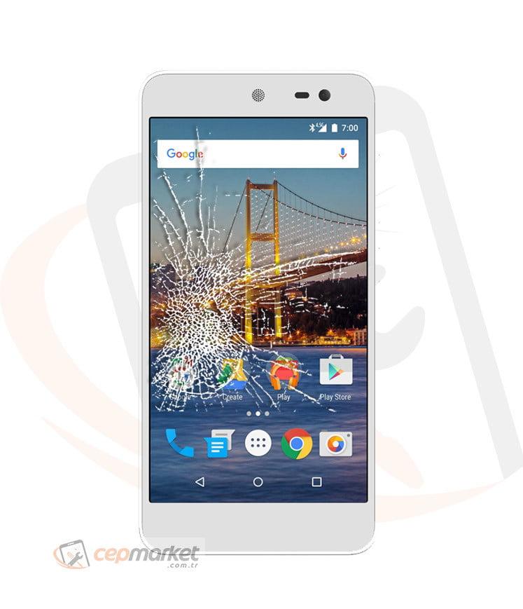 GM Discovery 4G Ekran Değişimi