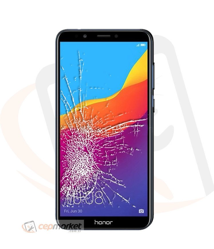 Huawei Honor 7C Ekran Değişimi