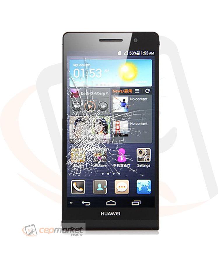 Huawei P6 Ekran Değişimi