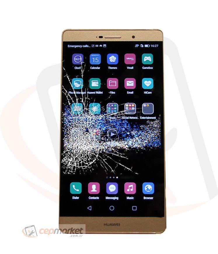 Huawei P8 Max Ekran Değişimi