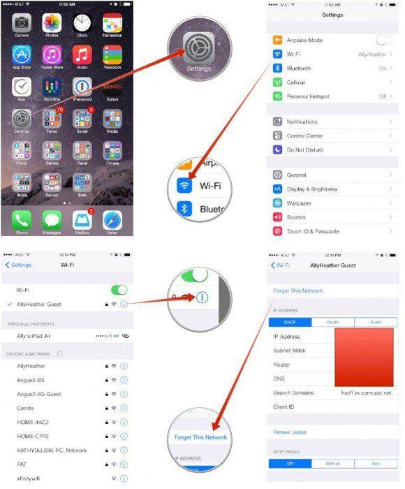 iPhone Wi-Fi Sorunu Kesin Çözüm