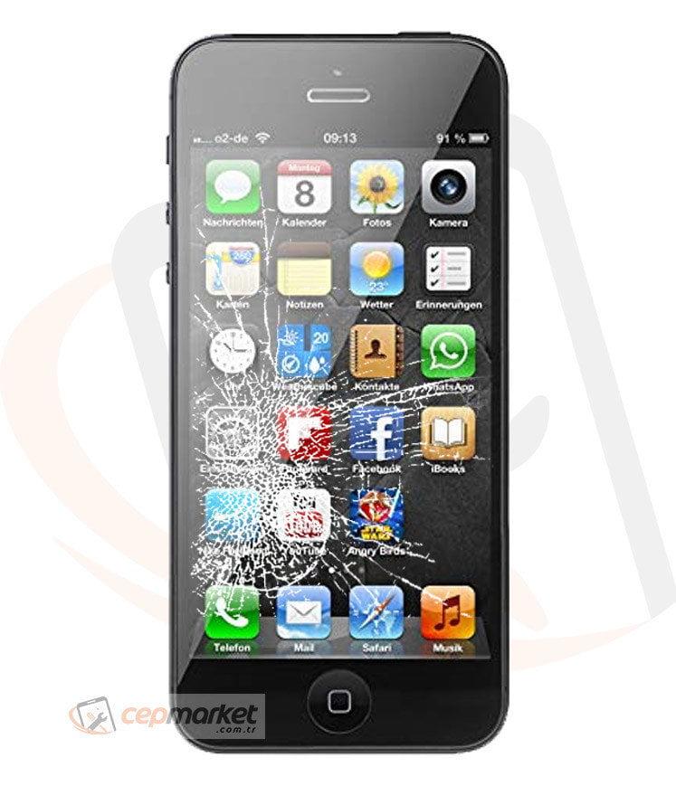 iPhone 5 Cam Değişimi